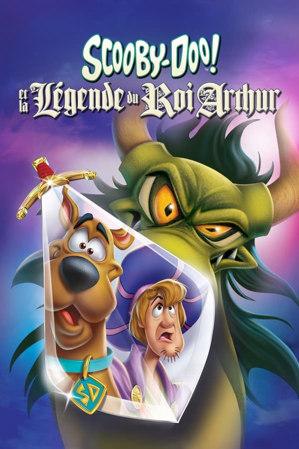 Regarder Scooby-Doo! et la légende du roi Arthur en Streaming