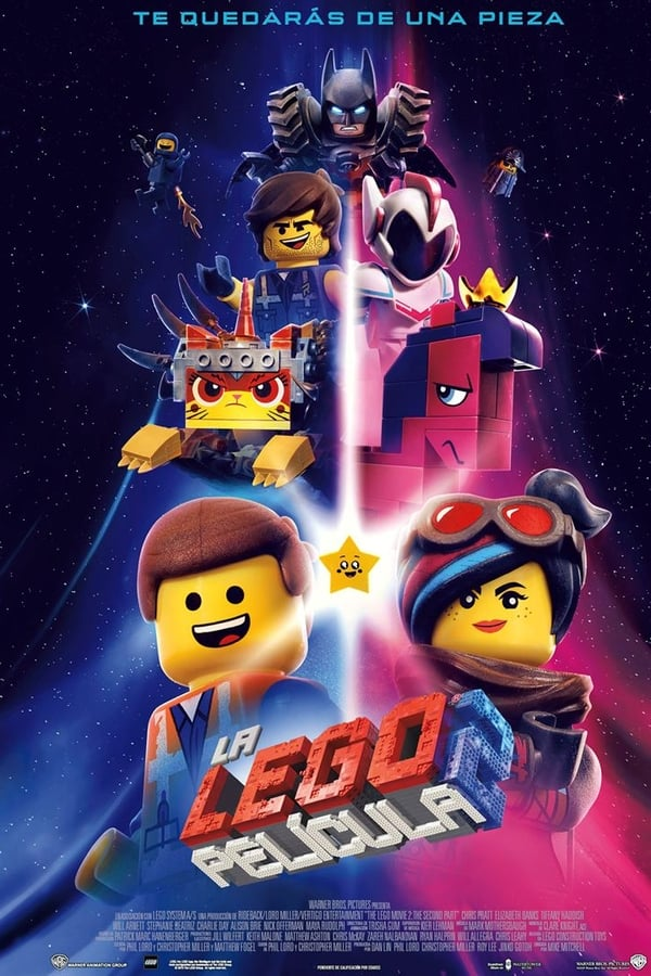 Imagen La Gran Aventura LEGO 2
