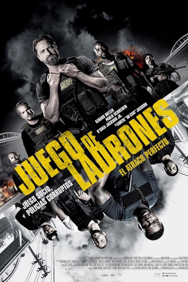 Juego De Ladrones / El Atraco Perfecto (2018)