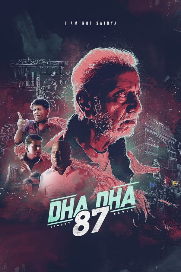 Dha Dha 87 (2019) Tamil 720p | Proper HQ HDTV | 556MB | Download | Watch Online | Direct Links | GDrive