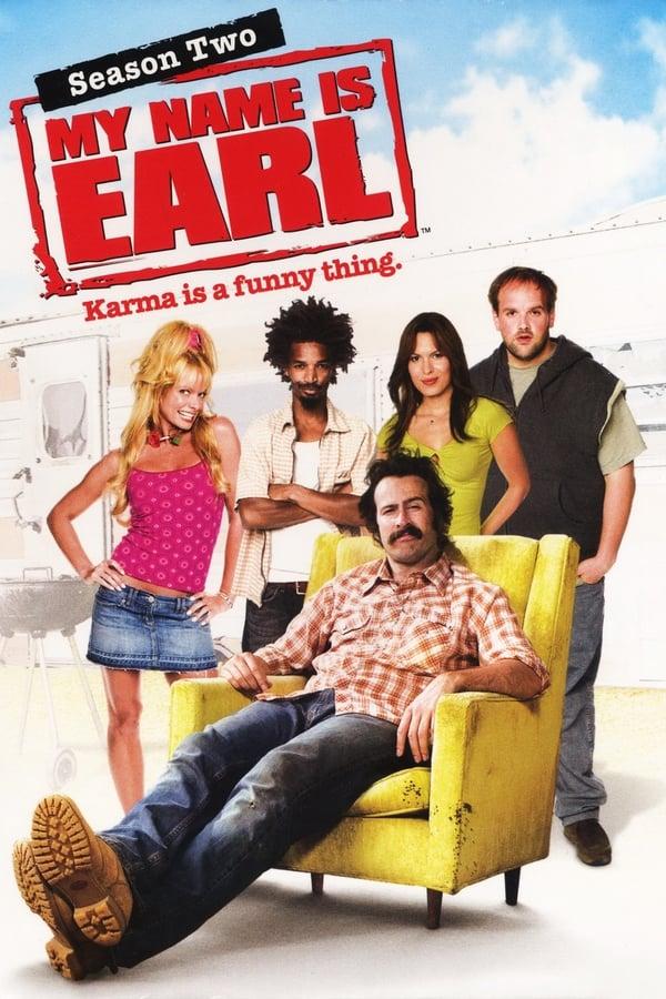 Mano vardas Erlas (2 sezonas)