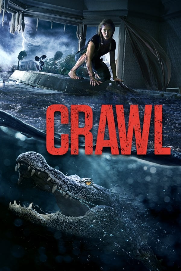 Crawl (2019) Hindi + English [Dual Audio] 1080p Blu-Ray | 720p | Blu-Ray | 2GB, 1GB | Download Hindi Dubbed Movie | Watch Online | Direct Links | GDrive