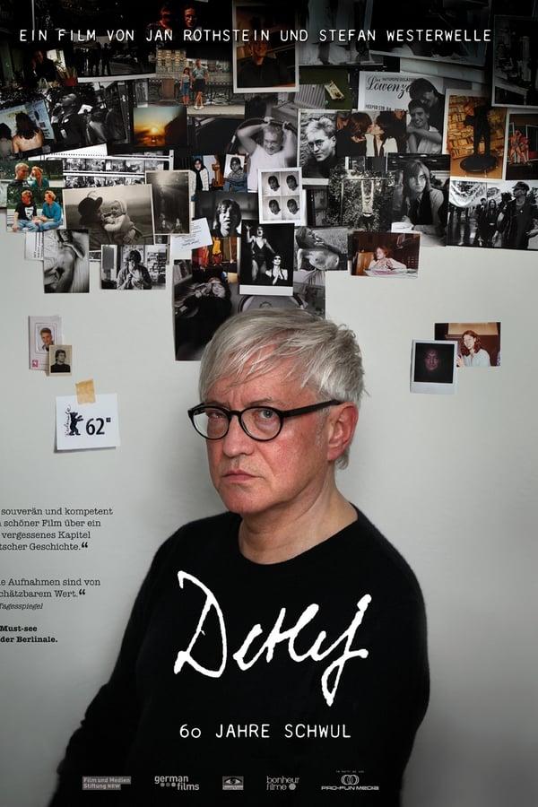 Detlef: 60 Years Gay