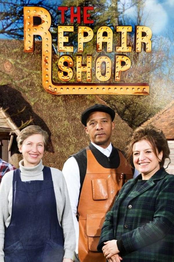 Watch The Repair Shop (TV Series 2017) Online