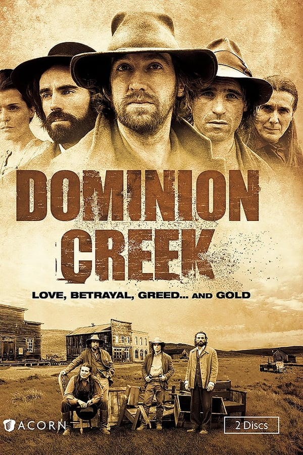 Dominion Creek 1ª Temporada Completa
