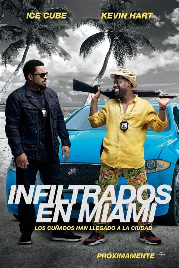 Infiltrados en Miami (Ride Along 2)  Un Novato En Apuros 2 ()