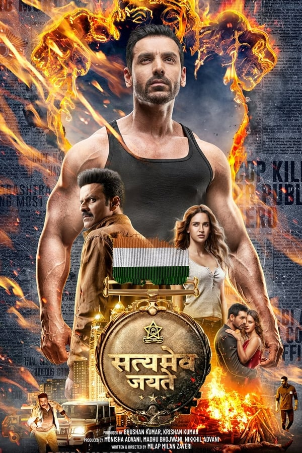 Satyameva Jayate (2018) Hindi Full Movie 1080p WEB-DL | 720p | 6.2GB | 2.2GB | 1.1GB | Download | Watch Online | Direct Links | GDrive