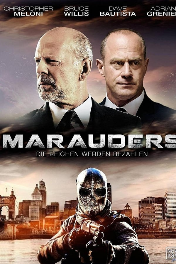 Marauders (2016) Dual Audio [ Hindi + English] | x264 Blu-Ray | 1080p | 720p | 480p | Download | Watch Online | GDrive | Direct Links