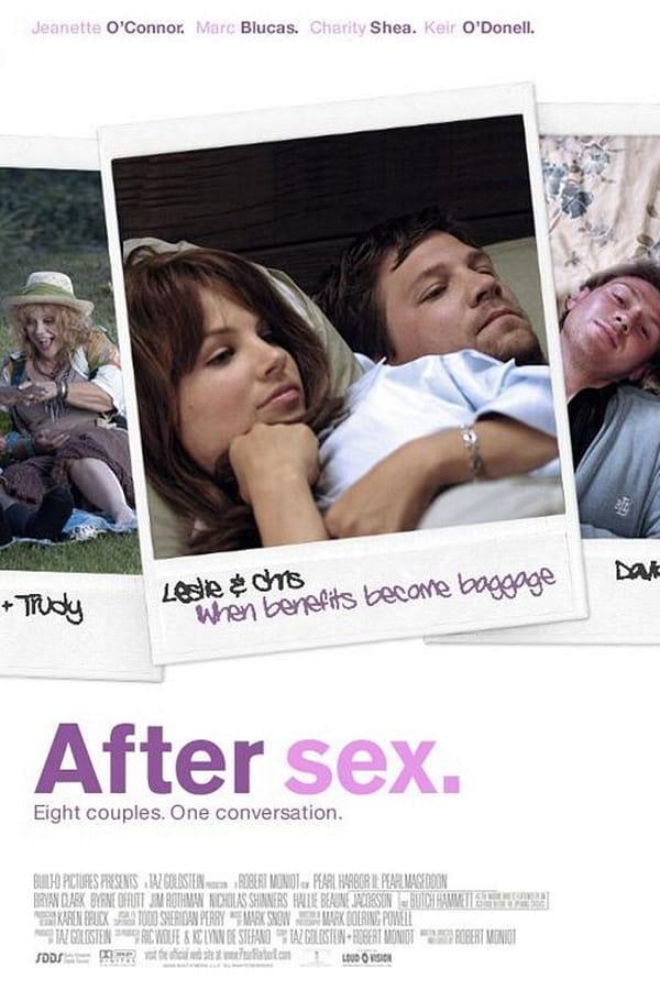 След секс