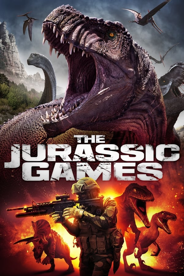 |FR| The Jurassic Games