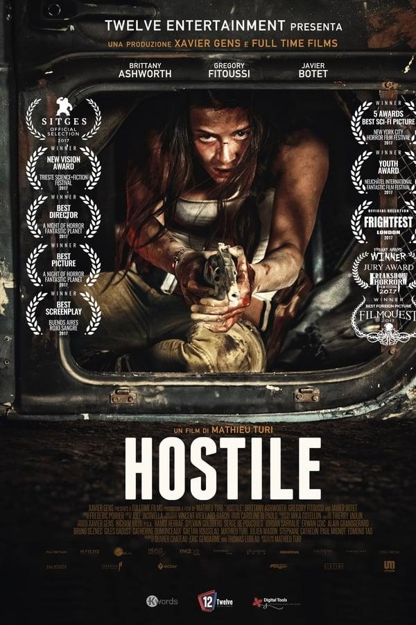 Guarda Hostile Streaming ITA FULLHD Gratis HD Streaming