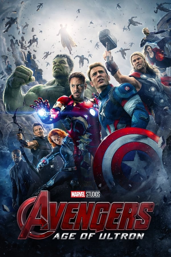 Avengers: Age of Ultron (2015) [Hindi 5.1+English 5.1] | x265 10Bit BluRay | 1080p | 720p | 480p | Download | Watch Online | GDrive | Direct Links