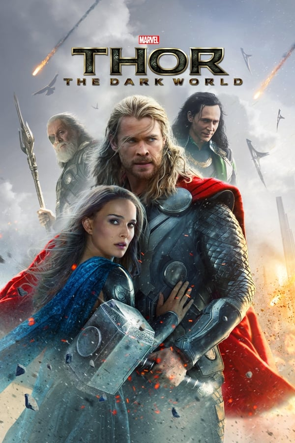 Thor: The Dark World (2013) [Hindi 5.1+English 5.1] | x265 10Bit BluRay | 1080p | 720p | 480p | Download | Watch Online | GDrive | Direct Links