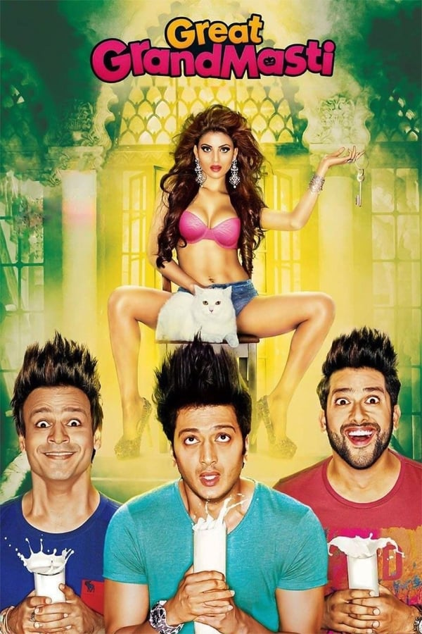 Great Grand Mast (2016) Hindi Full Movie 720p WEB-DL | 1.30GB | Download | Watch Online | Direct Links | GDrive