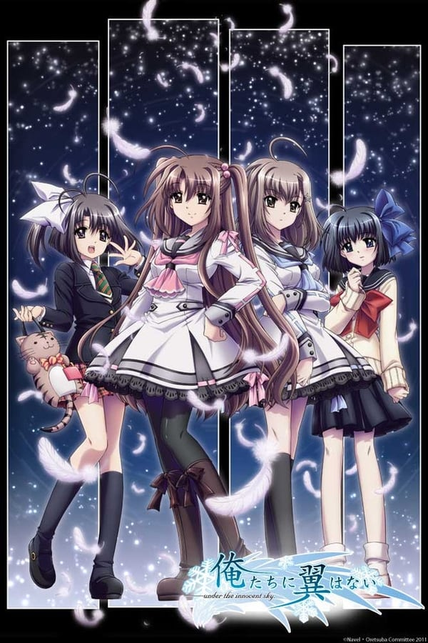 Assistir Oretachi Ni Tsubasa Wa Nai: Under The Innocent Sky.