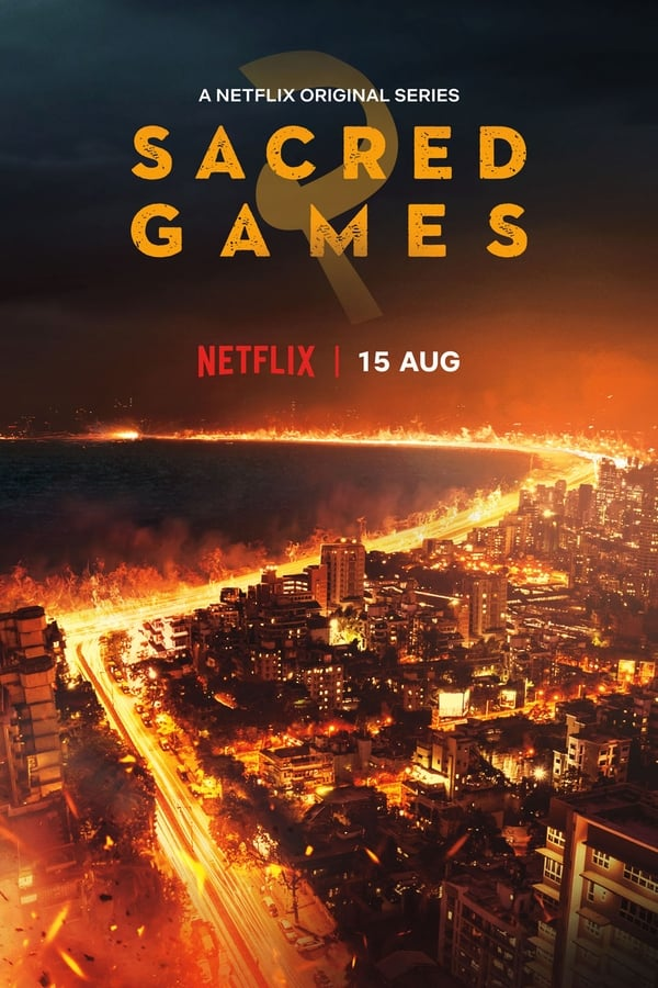 Sacred Games Season 02 All Episodes Hindi + English [Dual Audio] 1080p WEB-DL HEVC   720p   4.65 GB, 2.05 GB   Netflix Exclsuive Series   Free Download   Watch Online   Direct Links   GDrive