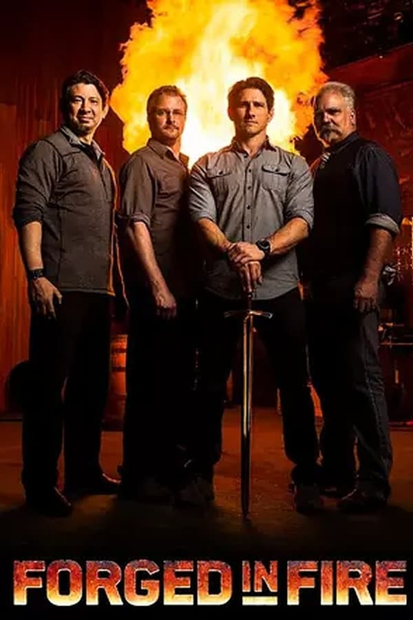 Forged in Fire Season 8 (2020)