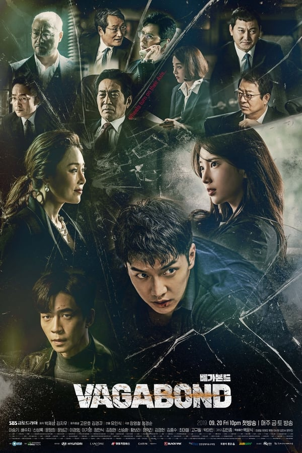 Vagabond (2019) Korean S01 [Episode 01-02] 1080p WEB-DL | 720p | Netflix Originals | [New Episode Added] Download | Watch Online