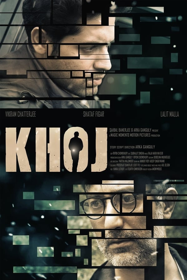 Khoj (2017) Bengali Full Movie 720p Bluray x265 AAC 850MB
