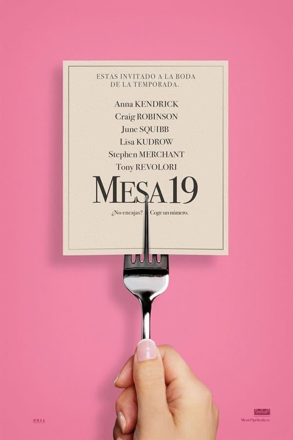 Mesa 19 (Table 19)