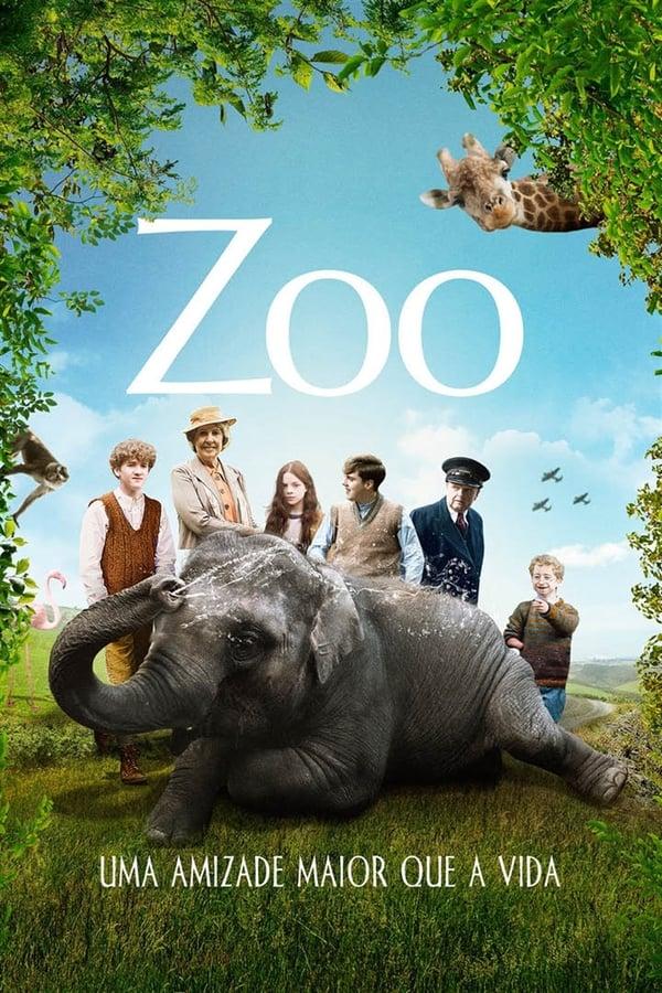 Imagem Zoo: Uma Amizade Maior que a Vida
