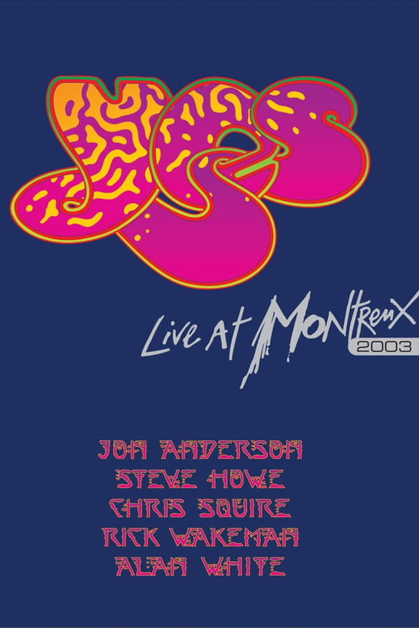 Yes: Live At Montreux