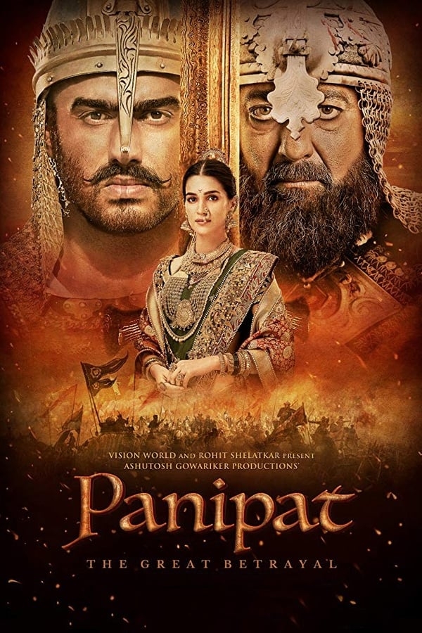 Panipat The Great Betrayal (2019) Hindi Full Movie 720p Pre DvDRip | 480p | 1.2 GB, 700 MB | Download | Watch Online