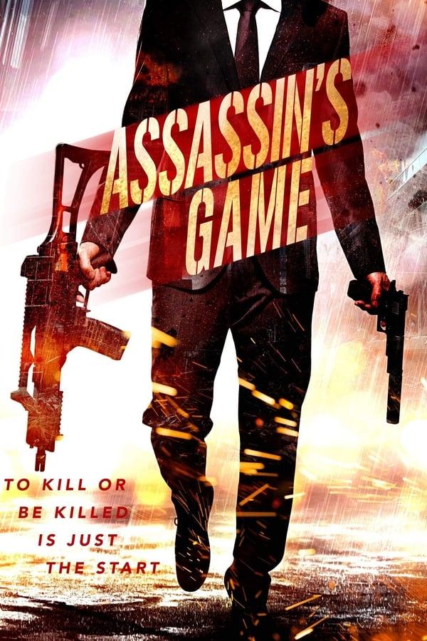 Assassin's Game | 2019 | English | 1080p | 720p | WEB-Rip