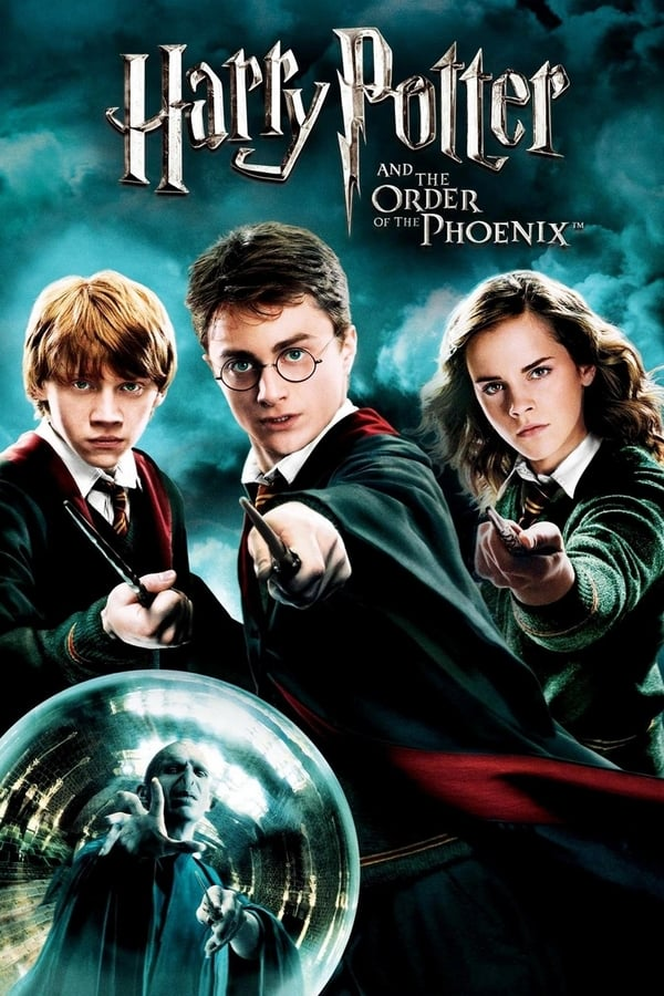 Harry Potter and the Order of the Phoenix | 2007 | Hindi + English | 1080p | 720p | Bluray