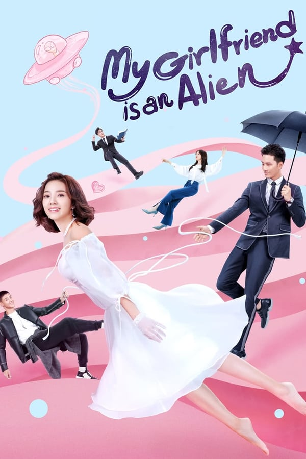 Nonton Serial My Girlfriend is an Alien Season 1