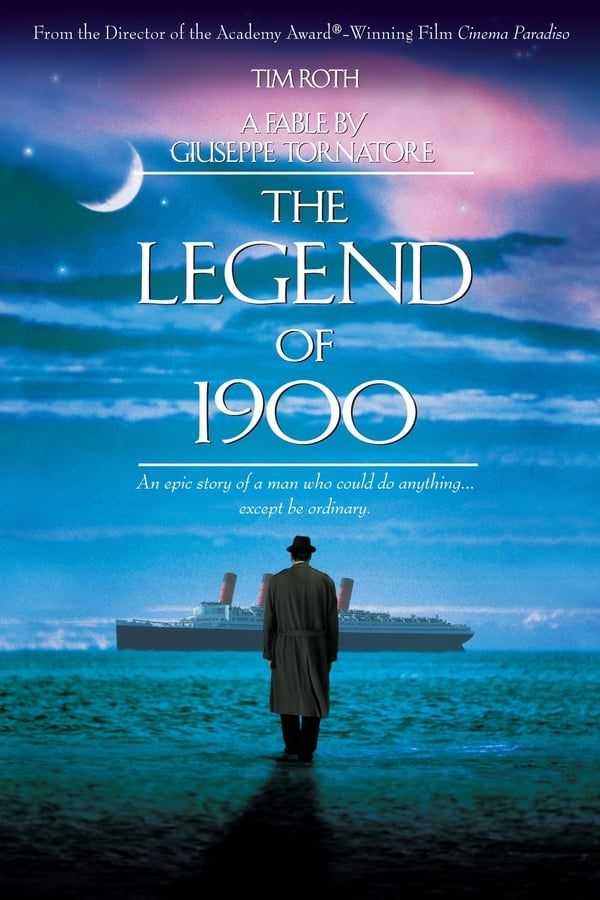 ლეგენდა პიანისტზე The Legend of 1900