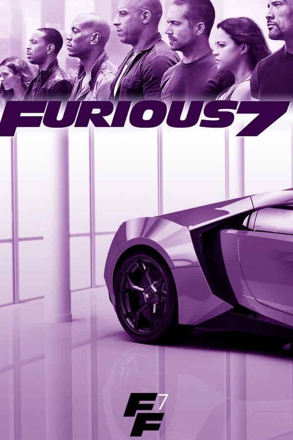 Furious 7 | 2015 | English + Hindi | 1080p | 720p | BluRay