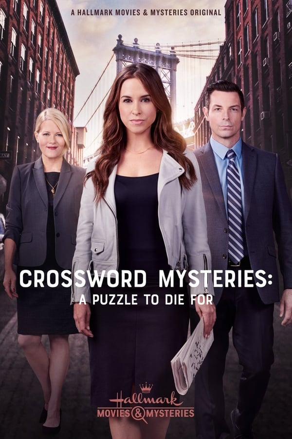 The Crossword Mysteries: A Puzzle to Die For (2019)