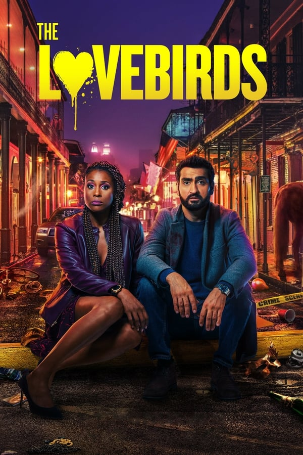 The Lovebirds (2020) English | x264 WEB-Rip | 1080p | 720p | Download | Watch Online | GDrive | Direct Link