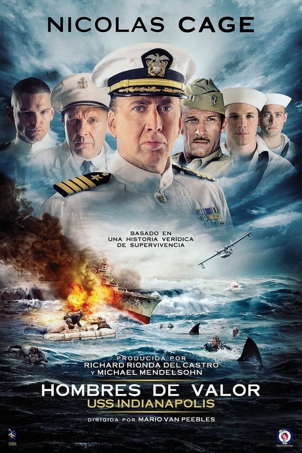 Hombres de coraje  (USS Indianapolis: Men of Courage) ()
