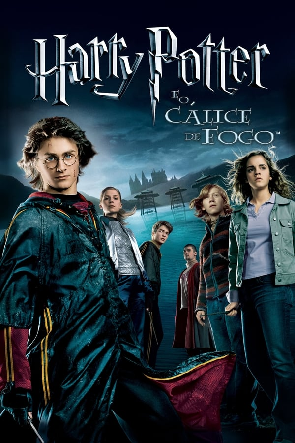 Assistir Harry Potter e o Cálice de Fogo Online