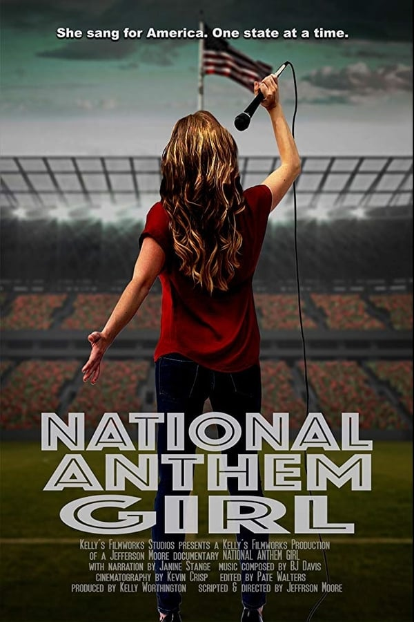 Baixar National Anthem Girl (2019) Dublado via Torrent