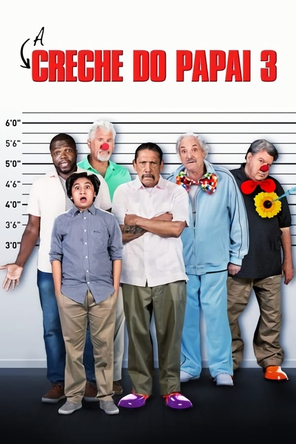 Baixar A Creche do Papai 3 (2019) Dublado via Torrent