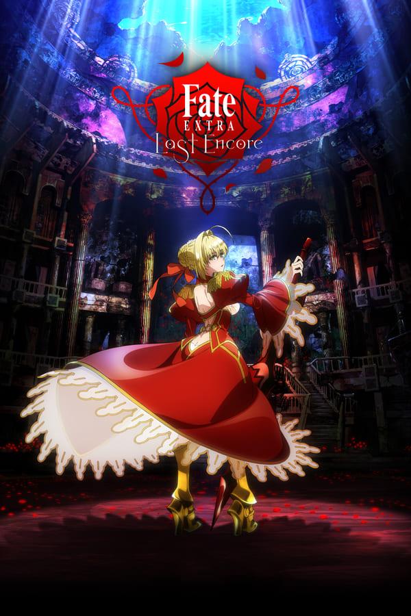 Fate/Extra Last Encore Irusterias Tendouron