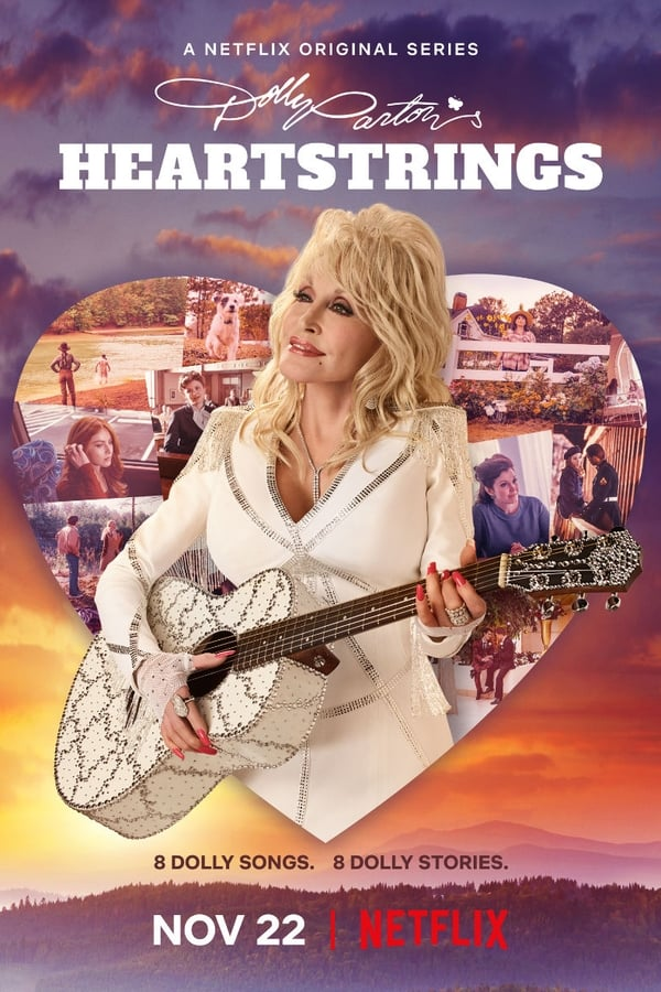 Dolly Parton's Heartstrings Season 01 English Complete 1080p WEB-DL | 720p | 480p | Download Netflix Exclusive | Watch Online | Direct Links | GDrive