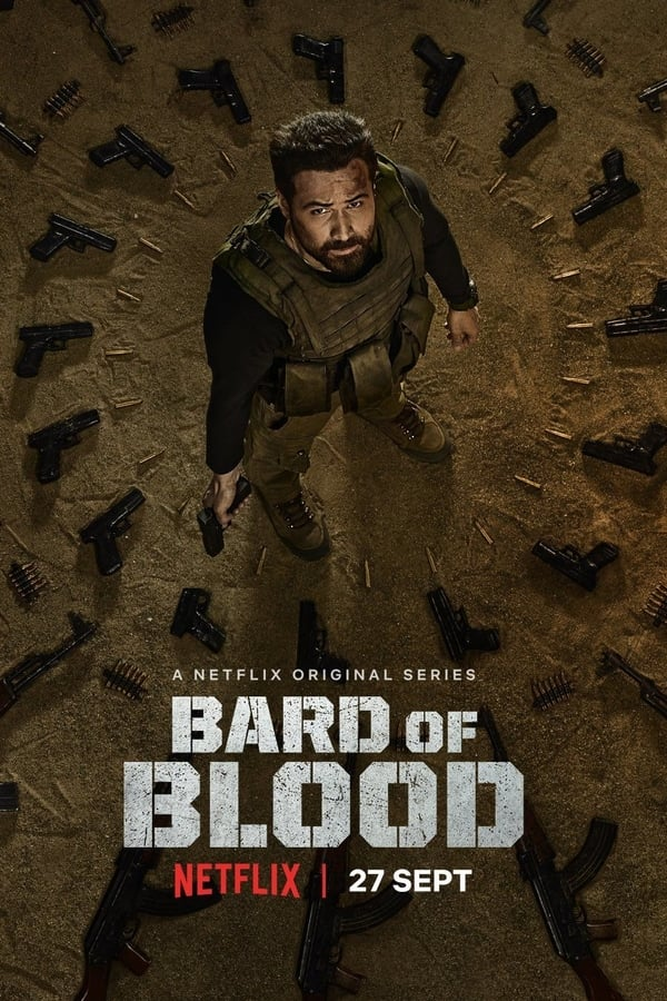 Bard of Blood (2019) Hindi S01 [All Episoide] 1080p WEB-DL | 720p | Netflix Originals | Download | Watch Online