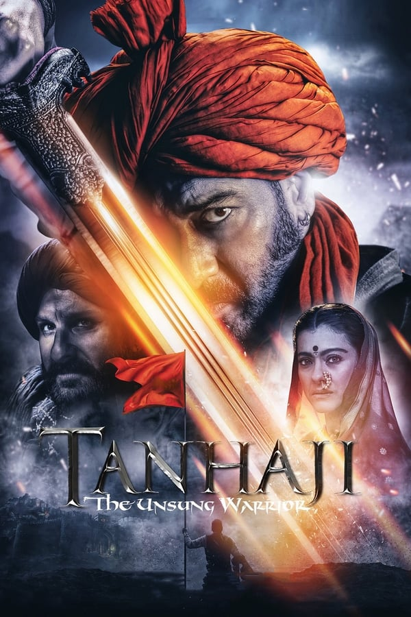 Tanhaji: The Unsung Warrior (2020) Hindi | x264 HS WEB-DL | 1080p | 720p | Download | Watch Online | GDrive | Direct Links