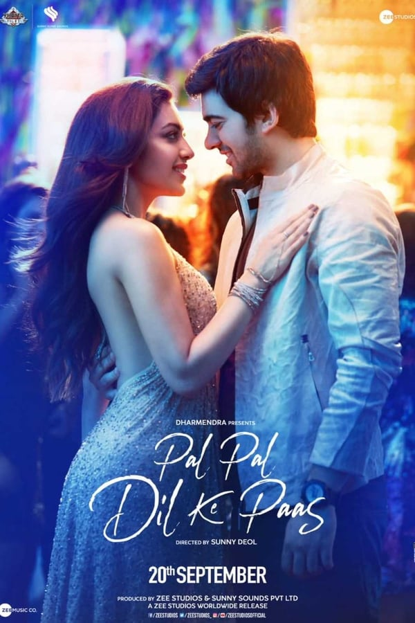 Pal Pal Dil Ke Paas (2019) Hindi | x264 WEB-DL | 1080p | 720p | 480p | Download | Watch Online | GDrive | Direct Links