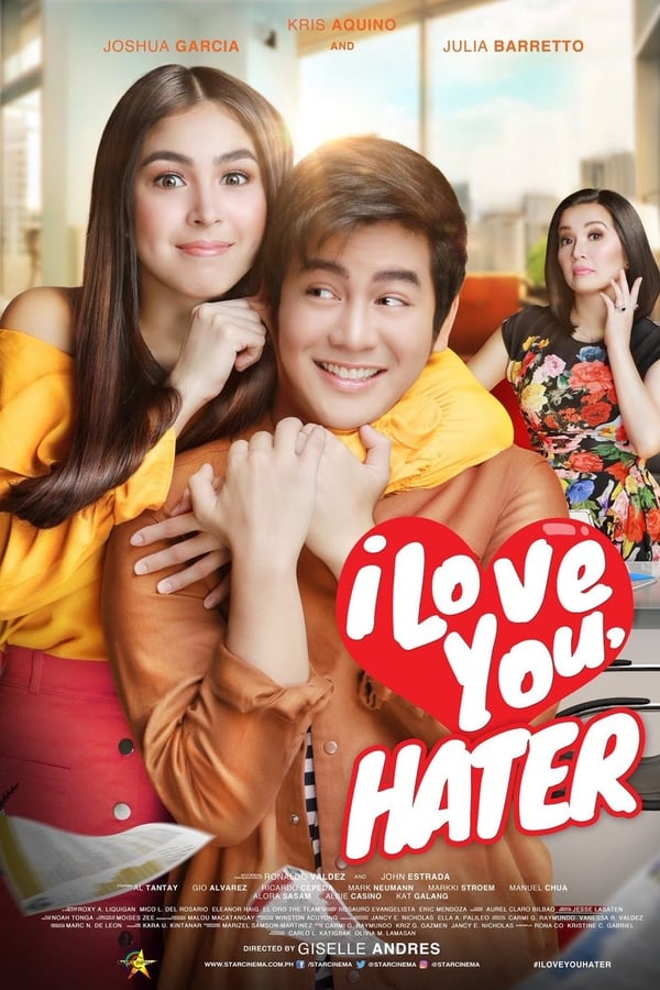 I Love You, Hater (Tagalog)