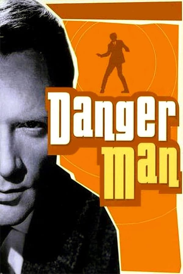 Danger Man (1960) Poster