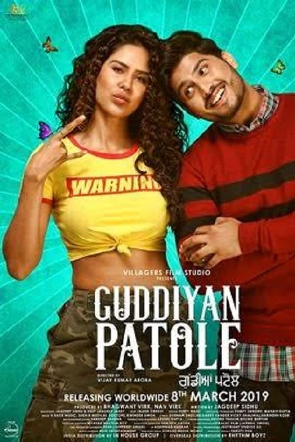 Guddiyan Patole (2019) Punjabi Full Movie 1080p WEB-DL | 720p | | 1.45 GB, 1 GB | Download | Watch Online | Direct Links | GDrive