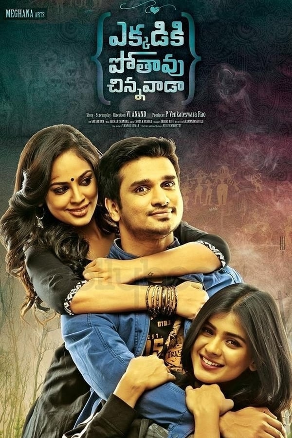 Ekkadiki Pothavu Chinnavada (2016) Hindi | x264 10Bit BluRay | 1080p | 720p | 480p | Download | Watch Online | GDrive | Direct Links