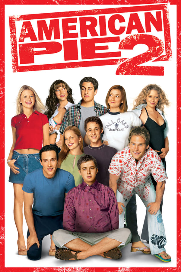American Pie 2 (2001) UNRATED REMUX 1080p Latino – CMHDD