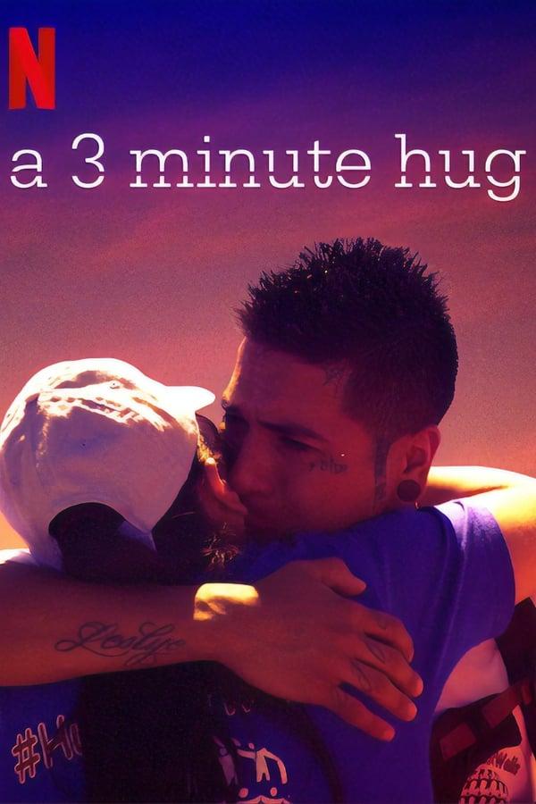 Um Abraço de Três Minuto poster, capa, cartaz