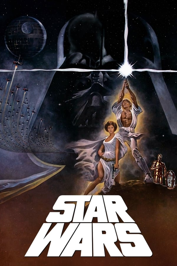 |FR| Star Wars Episode 4 A New Hope